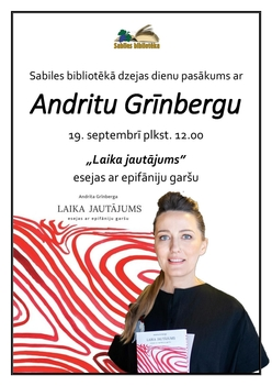 Andrita Grinberga_Sabiles biblioteka_2019