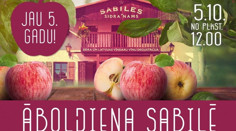 Sabile_Piekta Aboldiena_Sabiles Sidrs_2019_5 oktobris