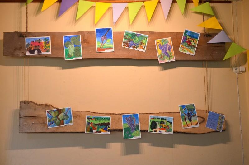 Sabiles Mūzikas un mākslas skola_Vīna kalns_Bērnu zīmējumi_2019_oktobris (10)