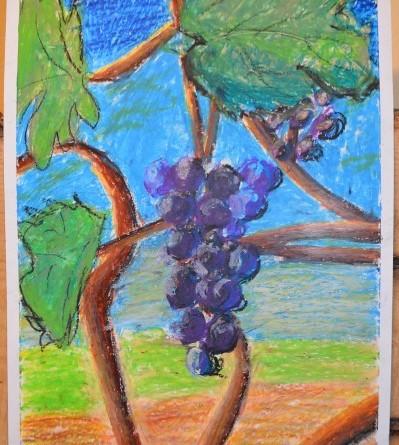 Sabiles Mūzikas un mākslas skola_Vīna kalns_Bērnu zīmējumi_2019_oktobris (3)
