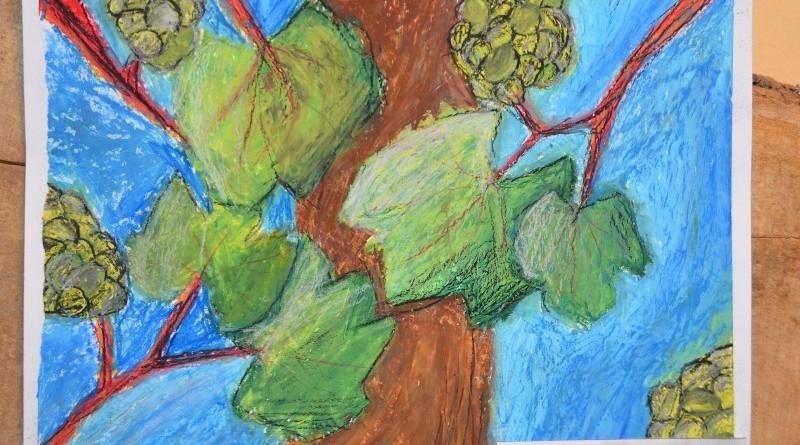 Sabiles Mūzikas un mākslas skola_Vīna kalns_Bērnu zīmējumi_2019_oktobris (4)