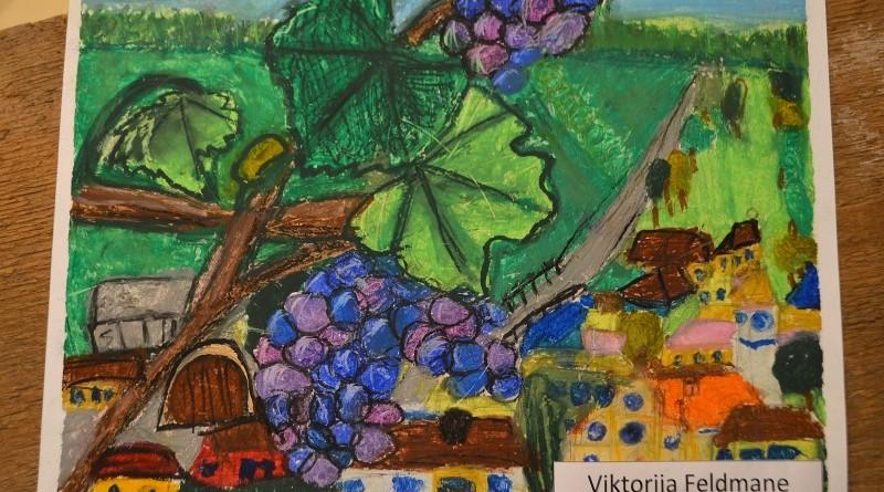Sabiles Mūzikas un mākslas skola_Vīna kalns_Bērnu zīmējumi_2019_oktobris (5)