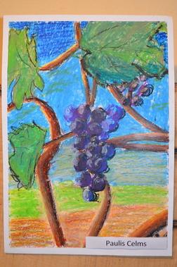 Sabiles Mūzikas un mākslas skola_Vīna kalns_Bērnu zīmējumi_2019_septembris_(1)_2