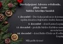 Adventes dievkalpojumi decembrī Sabiles ev. lut. baznīcā