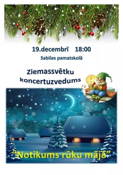 Sabiles pamatskola_Ziemassvetki_2019_decembris