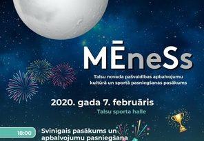 Līdz 28. janvārim nobalso par Talsu novada gada notikumu sportā un kultūrā!