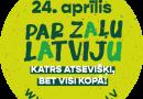 24. aprīlī aicinām cilvēkus doties talkot