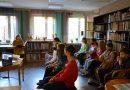 Sabiles bērnu bibliotēkā tika godināts rakstnieks Jānis Poruks